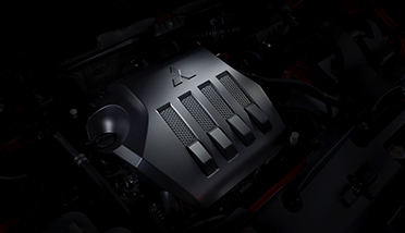 1.5L direct-injection turbocharged petrol engine