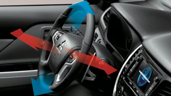 Tilt & Telescopic Steering