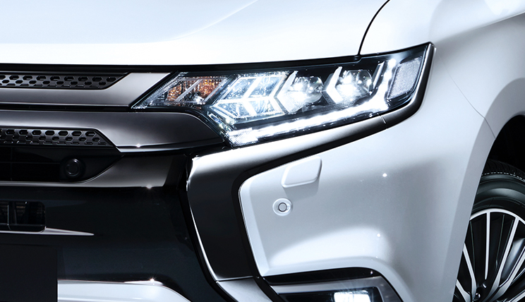 LED daytime running lamps (LED DRL) / position lamps