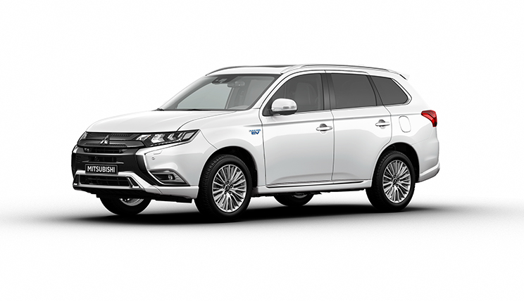 The Outlander PHEV's Embodiment of Dynamic Shield